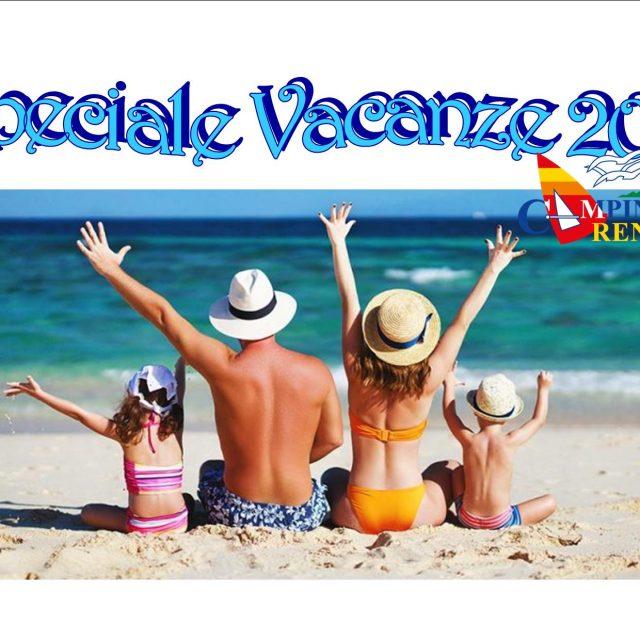 VACANZE ESTATE 2021!