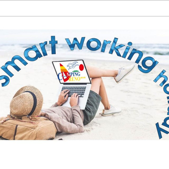 SMART WORKING HOLIDAY 2022